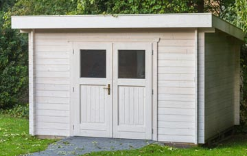 Port Henderson garden shed costs